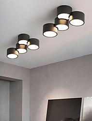 cheap -52 cm Ceiling Light Nordic Style Simple Modern Flush Mount Metal Painted Finishes 110-120V 220-240V