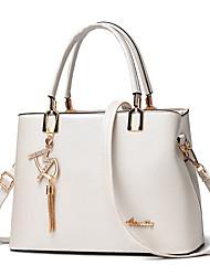 cheap -womens purses and handbags shoulder bags ladies designer top handle satchel tote bag (w1 brown)