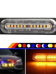 cheap -1pcs Motorcycle / Car Light Bulbs 36 W 12 LED Strobe / Flashing For universal All Models All years