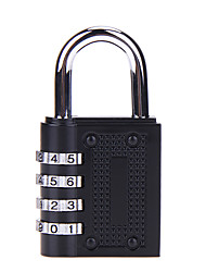 cheap -4 Digit Password padlock Combination Zinc Alloy Security Lock Suitcase Luggage Coded Lock Cupboard Cabinet Locker Padlock