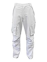 cheap -men's waterproof power pants pants, white snow, xx-large