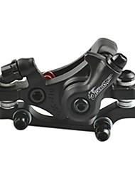 cheap -bike disc brake mechanical cycling bicycle front caliper (black)