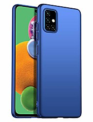 cheap -case for samsung galaxy a51 4g, [ultra-thin] premium material slim full protection cover for samsung galaxy a51 4g (2019) (black)