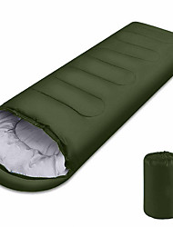 cheap -Sleeping Bag Outdoor Camping Rectangle 25 °C Hollow Cotton Thermal Warm Windproof Spring, Fall, Winter, Summer for Camping / Hiking / Caving Traveling Picnic