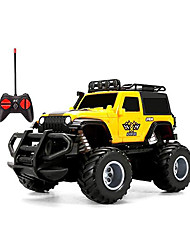 cheap -RC Car Buggy (Off-road) / Monster Truck Titanfoot / Racing Car 1:43 Rechargeable / Remote Control / RC
