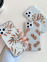cheap -Phone Case For Apple Back Cover iPhone 12 Pro Max 11 SE 2020 X XR XS Max 8 7 Shockproof Tree TPU