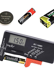 cheap -Digital display battery tester pointer battery tester