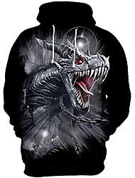 cheap -men's long sleeve t-shirt (xx-large) black,grey