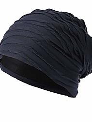 cheap -womens hat, ladies teen girl baggy warm crochet winter wool knit ski beanie skull slouchy caps hat(e-navy)