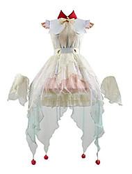 cheap -womens nene yashiro dress toilet bound hanako kun cosplay costume halloween lolita dress goldfish set outfits (x-large, full set)