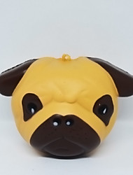 cheap -Squishy Squishies Squishy Toy Squeeze Toy / Sensory Toy Jumbo Squishies Dog Poly urethane For Kid's Adults' Boys' Girls' Gift Party Favor