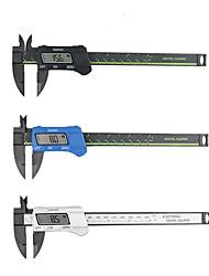 cheap -Digital caliper 0-150 mm plastic electronic vernier caliper internal and external diameter measuring tool