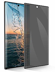 cheap -for samsung galaxy note 10 plus 5g privacy screen protector [anti-spy] [darken screen] tempered glass screen protector [anti-scratch] [sensitive touch] [hd clear] 6.8-inch