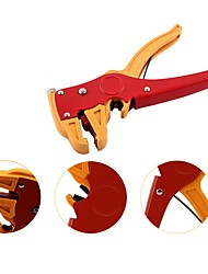cheap -1PCS High Quality Red Automatic Self Adjusting Cable Wire Stripper Crimper Stripping Cutter Pliers For Hand Tools