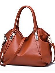 cheap -hobo handbags shoulbag handbag pu fashion travel casual messenger bag purse totes bags white