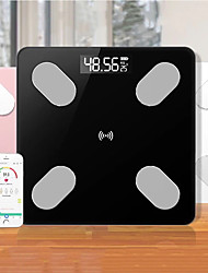 cheap -Bluetooth Body Fat Scale BMI Scale Smart Electronic Scales LED Digital Bathroom Weight Scale Balance Body Composition Analyzer