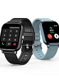 cheap -Y30 Long Battery-life Smartwatch Support Bluetooth Call/Heart Rate/Blood Pressure Oxygen Measure, Sports Tracker for Apple/Android/Samusng Phones