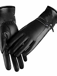 cheap -gloves, winter warm gloves for men and women, screen touchable, 48 °c works up to 4-5 hours,m