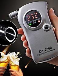 cheap -1PCS Handheld Backlight Digital Alcohol Tester Digital Alcohol Breath Tester Breathalyzer Analyzer LCD Detector Backlight Light