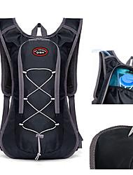cheap -5 L Hydration Backpack Pack Lightweight Wearable Outdoor Climbing Running Nylon Black Blue Pink