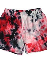 "cheap -crimson tie dye silk boxers size s - 30""-32"" - 100% india silk"