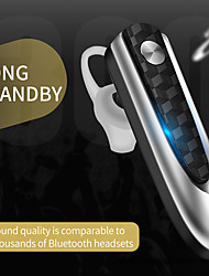 cheap -LITBest 68 Bluetooth Headset Business Earphone Wireless Earbud Handsfree Calling Headset Stereo Headphone 20 Hours Working