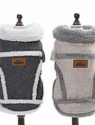 cheap -small dog coat dog jacket puppy winter warm coat pet dog jacket coat clothes for small dogs cats