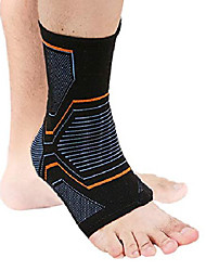 cheap -ankle brace compression support sleeve – great ankle support that stays in place – achilles tendon support – perfect ankle sleeve for sports, 1 pair