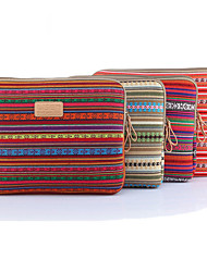 cheap -11.6 Inch Laptop / 12 Inch Laptop / 13.3 Inch Laptop Sleeve Canvas Printing / Bohemian for Men for Women for Business Office Shock Proof