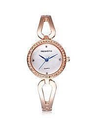 cheap -valentines gifts  women's quartz silver wrist watch with small crystal dial and hollow bracelet water resistant, casual simple dress watches for women