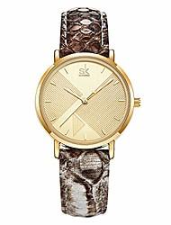 cheap -sk woman fashion quartz watch elegant diamond wristwatch girls ultra-thin waterproof wrist watches