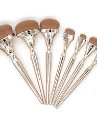cheap -9 Pcs Makeup Brushes Set cosmetic brushes brush up all combinations of professional high-grade foundation brush brush multifunctional beauty tools.
