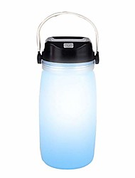 cheap -campfire portable home emergency light with handle outdoor multi-function silicone camping light can be used as a water bottle mobile phone charging treasure or waterproof bag