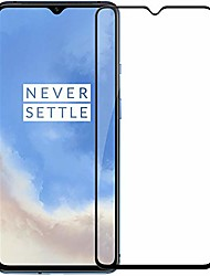 cheap -oneplus 7t screen protector, one plus 7t tempered glass nillkin full coverage full screen glue oleophobic coating case friendly tempered glass for one plus 7t smartphone (cp+ pro)