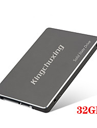 cheap -Kingchuxing SSD 32GB Ssd hard drive SATA3 32GB Solid State Drive for PC Laptop Computer