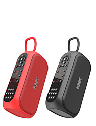 cheap -W-KING X3 portable bluetooth sound /FM radio/alarm clock/old man digital on demand/music card speaker