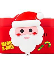 cheap -Christmas Limited Edition Santa Claus Child Camera HD Digital Camera Cartoon Camera 40MP Toys Christmas Gift Kids Toys Camera