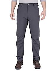 cheap -men's travel quick dry cargo navy hiking pants gray 36-37 waist/32 inseam
