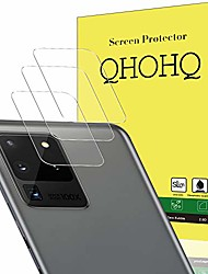 cheap -4-Pack Compatible For Samsung Galaxy S21 Ultra 5g Camera Lens Protector,Flexible Glass HD Anti-Scratch Bubble-Free Samsung Galaxy S21 5G S20 Plus S20 Ultra