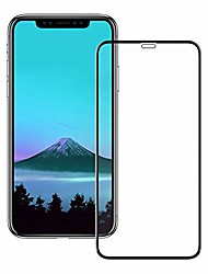 cheap -screen protector compatible with apple iphone 11 6.1 3d curved surface tempered glass film clear shockproof anti-scratch [2 pack] 9h hardness 3d touch full screen coverage(clear)