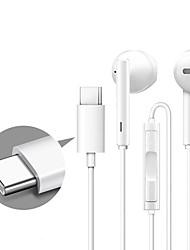 cheap -Original HUAWEI CM33 Earphones Hi-Res Earphone USB TYPE C Earpiece  Mic Volume Control Earphones