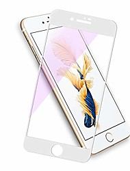 cheap -tempered glass screen protector for iphone7/8 plus (anti-blue-w)