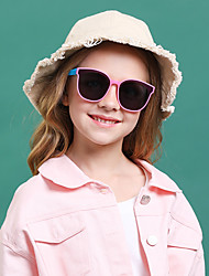 cheap -1pcs Kids / Toddler Unisex Active / Sweet Cartoon Glasses Black / Purple / Blushing Pink One-Size