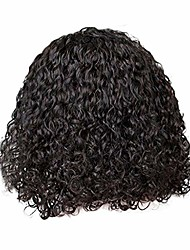 cheap -wigs for  women synthetic wig, brazilian rose hairbundles net full bob wave black natural looking women wig (black)