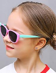 cheap -1pcs Kids Unisex Active / Sweet Cartoon Glasses White / Black / Purple