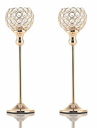 cheap -votive candle holders pack of 2 for modern anniversary celebration wedding coffee table decorative centerpieces