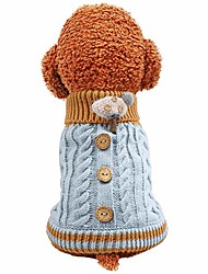 cheap -small pet sweaters for dogs small dog sweater small puppy sweaters dog knitting crochet christmas dog sweater warm medium dog sweater clothes small puppy sweaters dog sweater for puppy girls