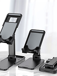 cheap -Bed / Desk Mount Stand Holder Foldable / Adjustable Stand Adjustable Silicone / Aluminum Alloy Holder