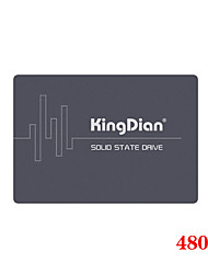 cheap -KingDian SSD 480GB SSD HDD 2.5'' SSD SATA SATAIII 480GB Internal Solid State Drive for Laptop