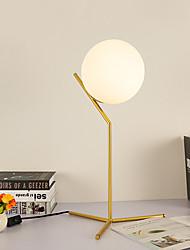 cheap -Table Lamp Desk Lamp Reading Light Modern Contemporary Nordic Style For Living Room Study Room Office Metal 200-240V 100-120V Black Gold